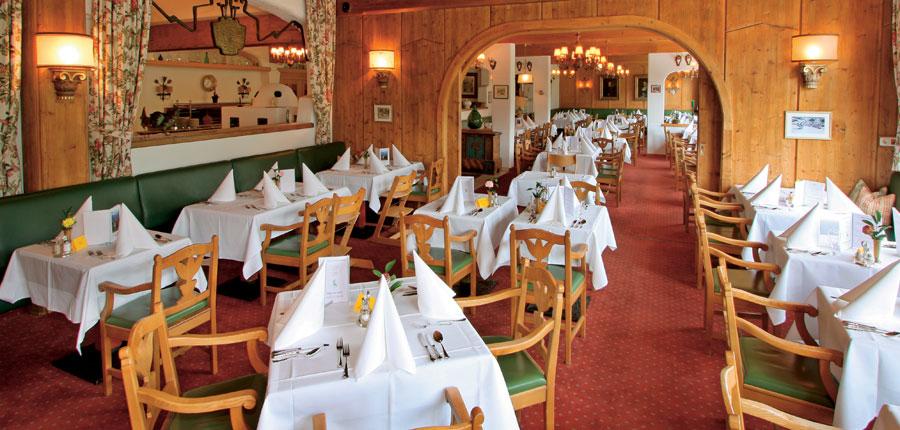 Hotel Tiefenbrunner, Kitzbühel, Austria - Restaurant interior.jpg